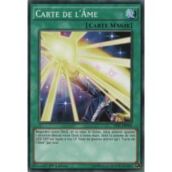 Yugioh - Carte De L'âme (SP) [TDIL]