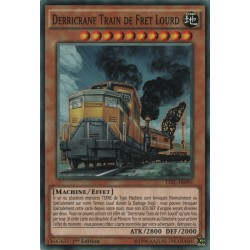 Yugioh - Derricrane Train De Fret Lourd (C) [TDIL]