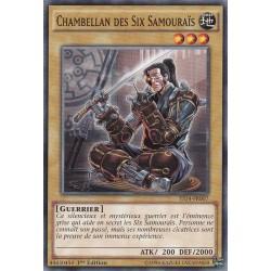 Chambellan Des Six Samouraïs (C) [YS14]