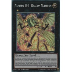 Yugioh - Numéro 100: Dragon Numeron (STR) [DRL3]