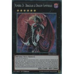 Yugioh - Numéro 24: Dragulas le Dragon Vampirique (STR) [DRL3]