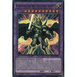 Yugioh - Chevalier du Destin Timée (UR) [DRL3]