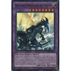 Yugioh - Dragon Explosion du Tyran (UR) [DRL3]