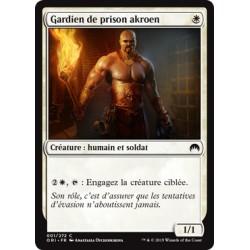 Blanche - Gardien de prison akroen (C) [ORI] FOIL