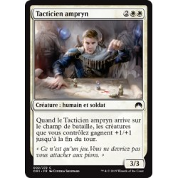 Blanche - Tacticien ampryn (C) [ORI] FOIL