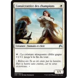 Blanche - Consécratrice des champions (U) [ORI] FOIL