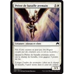 Blanche - Prêtre de bataille avemain (C) [ORI] FOIL