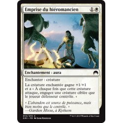 Blanche - Emprise du hiéromancien (C) [ORI] FOIL