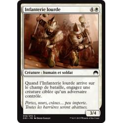 Blanche - Infanterie lourde (C) [ORI] FOIL