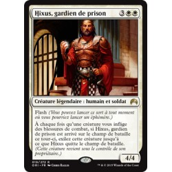 Blanche - Hixus, gardien de prison (R) [ORI] FOIL