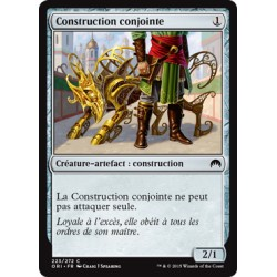 Artefact - Construction conjointe (C) [ORI] FOIL