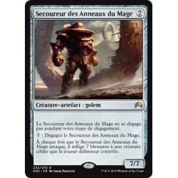 Artefact - Secoureur des Anneaux du Mage (R) [ORI] FOIL