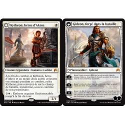Blanche - Kytheon, héros d'Akros / Gideon Forgé dans la Bataille (M) [ORI] FOIL