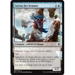 Bleue - Intrus des brumes (C) [BFZ] FOIL