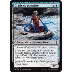 Bleue - Oracle de poussière (C) [BFZ] FOIL