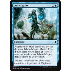 Bleue - Anticipation (C) [BFZ] FOIL