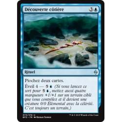 Bleue - Découverte côtière (U) [BFZ] FOIL