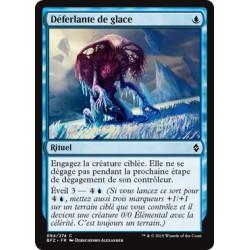 Bleue - Déferlante de glace (C) [BFZ] FOIL