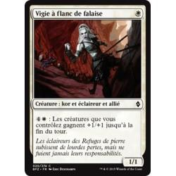 Blanche - Vigie à flanc de falaise (C) [BFZ] FOIL