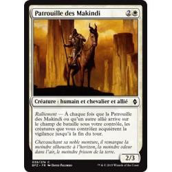 Blanche - Patrouille des Makindi (C) [BFZ] FOIL