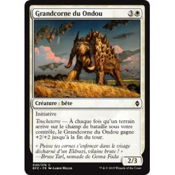 Blanche - Grandcorne du Ondou (C) [BFZ] FOIL
