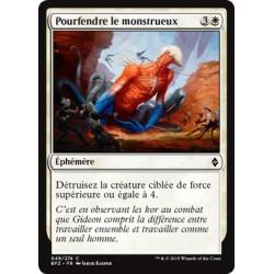 Blanche - Pourfendre le monstrueux (C) [BFZ] FOIL