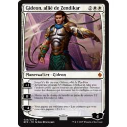 Blanche - Gideon, allié de Zendikar (M) [BFZ]