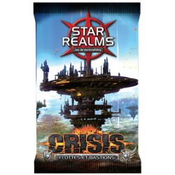 Star Realms Crisis Booster Flottes et Bastions