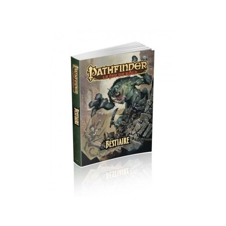 Bestiaire Pocket - Pathfinder