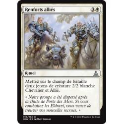 Blanche - Renforts Alliés (U) [OGW] FOIL