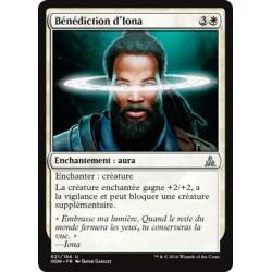 Blanche - Bénédiction d'Iona (U) [OGW] FOIL