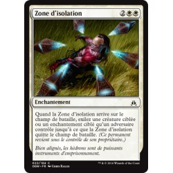 Blanche - Zone d'Isolation (C) [OGW] FOIL