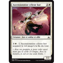 Blanche - Ascensionniste Céleste Kor (C) [OGW] FOIL