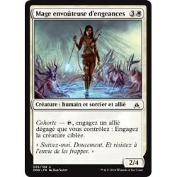Blanche - Mage Envoûteuse d'Engeances (C) [OGW] FOIL