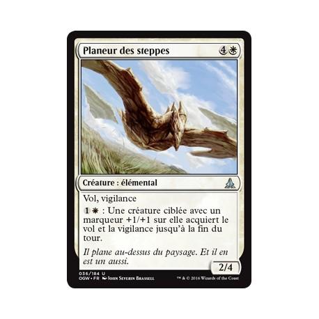Blanche - Planeur des Steppes (U) [OGW] FOIL