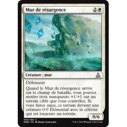 Blanche - Mur de Résurgence (U) [OGW] FOIL