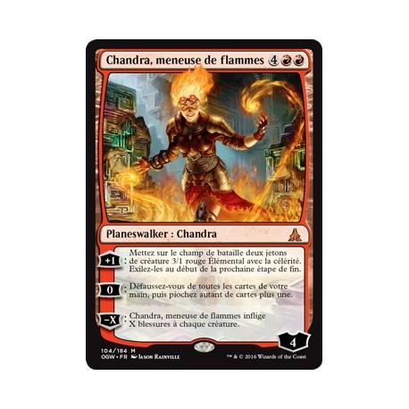 Rouge - Chandra, Meneuse de Flammes (M) [OGW] FOIL