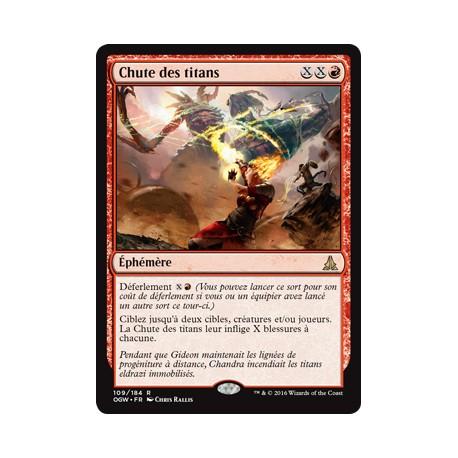 Rouge - Chute des Titans (R) [OGW] FOIL