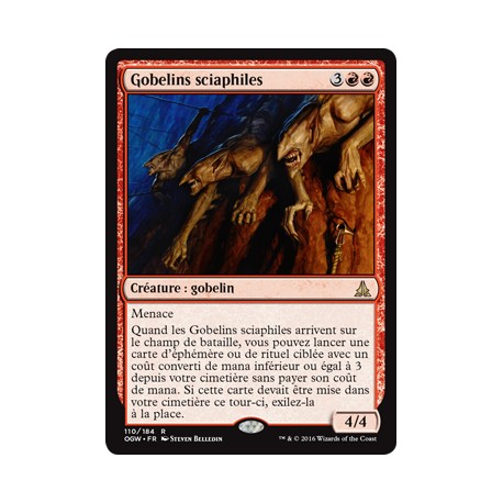 Rouge - Gobelins Sciaphiles (R) [OGW] FOIL