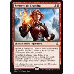 Rouge - Serment de Chandra (R) [OGW] FOIL