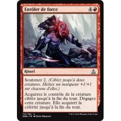 Rouge - Enrôler de Force (U) [OGW] FOIL