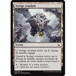Terrain - Vestige Croulant (C) [OGW] FOIL