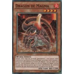 Yugioh - Dragon de Magma (C) [MP16]