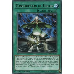 Yugioh - Conscription de Fusion (R) [MP16]
