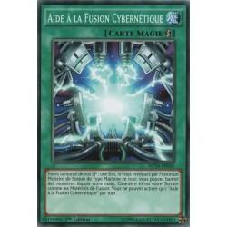 Yugioh - Aide à la Fusion Cybernétique (C) [MP16]
