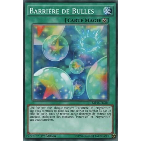 Barrière de Bulles (C) [MP16]