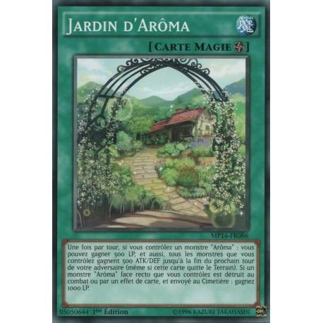Jardin d'Arôma (C) [MP16]