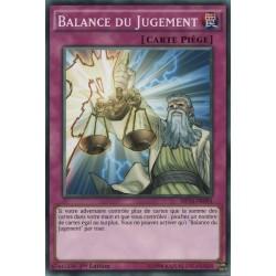 Yugioh - Balance du Jugement (C) [MP16]