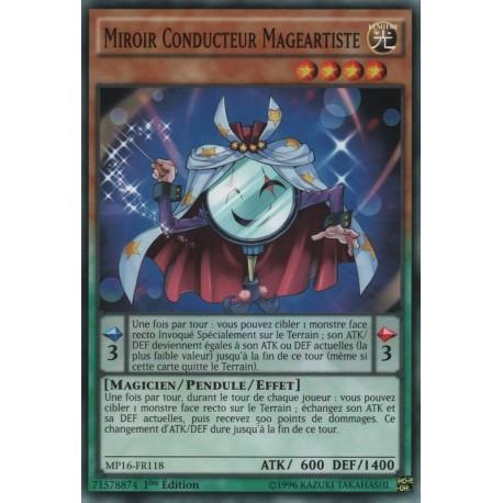 Miroir Conducteur Mageartiste (C) [MP16]