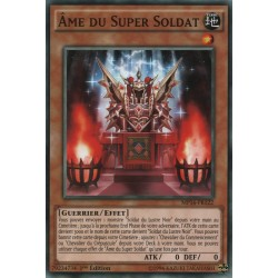 Yugioh - Ame du Super Soldat (C) [MP16]